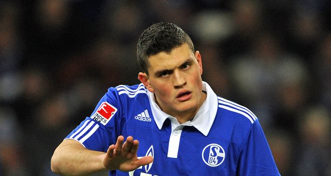Kyriakos Papadopoulos: Linked with Manchester United, but focused on Schalke and Greece