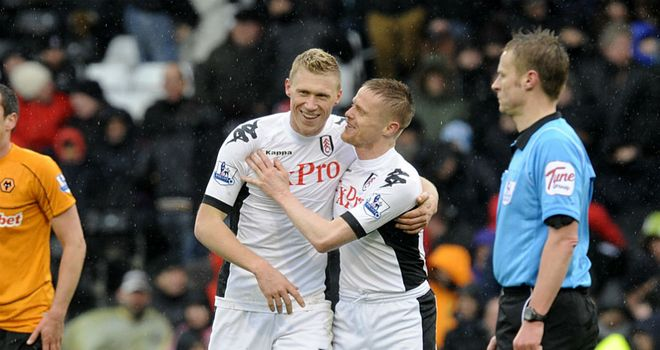 Pavel Pogrebnyak: Big impact at Fulham