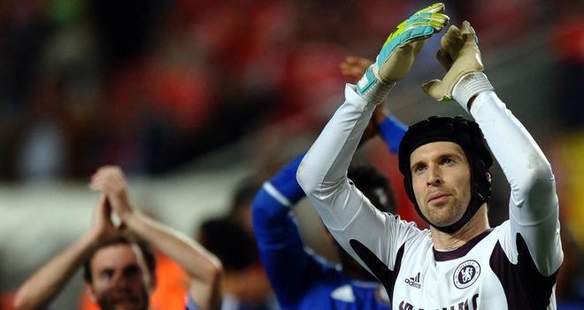 Petr Cech: Believes Chelsea are capable of reaching the Champions League final