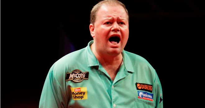 Van Barneveld: Dutch star