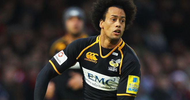 Richard Haughton: Will team up with Perpignan