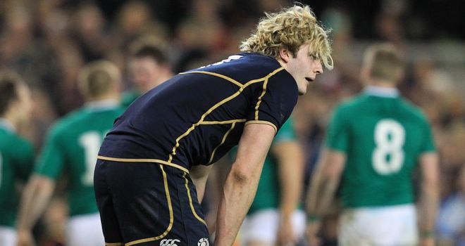 Richie Gray: Fitness test later in the week