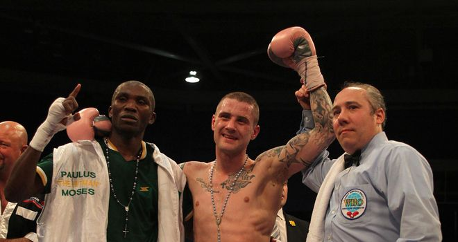 Ricky Burns: Solid, if unspectacular victory over challenger