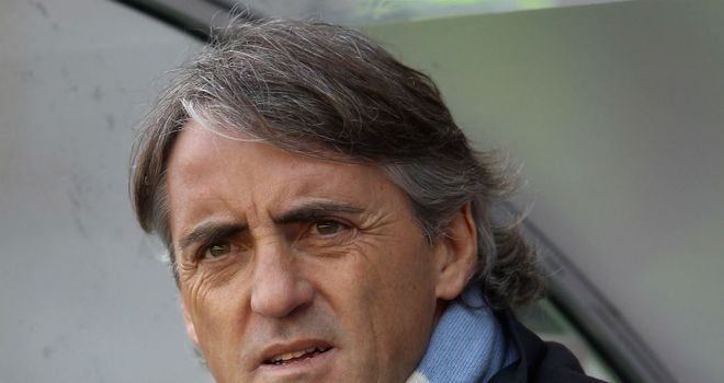 Roberto Mancini: Hopes City can end the Blues' winning streak