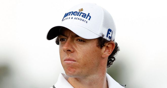 Rory McIlroy: Readers backing him for victory at Augusta
