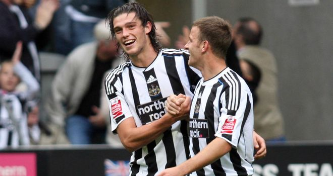 Ryan Taylor: Has backed his former team-mate Andy Carroll to come good at Liverpool