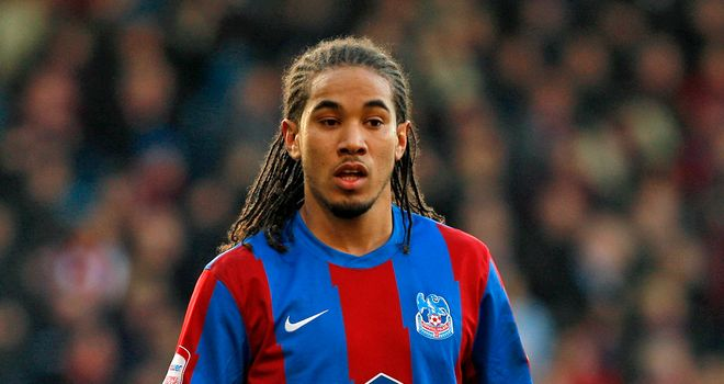 Sean Scannell: Crystal Palace striker is a target for Championship new boys Huddersfield