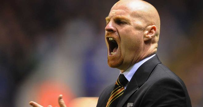Sean Dyche: Eyeing further home progress