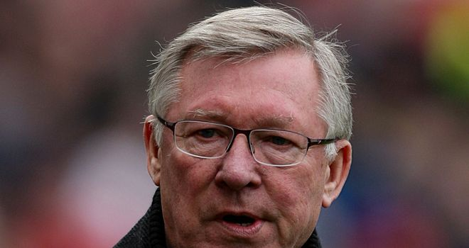 Sir Alex Ferguson: Still believes the clash with City is bound to have an impact on the title race