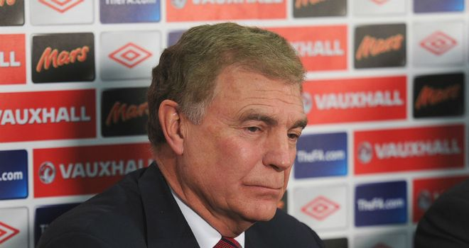 Sir Trevor Brooking: Insists England will not be changing their timescale in head coach appointment