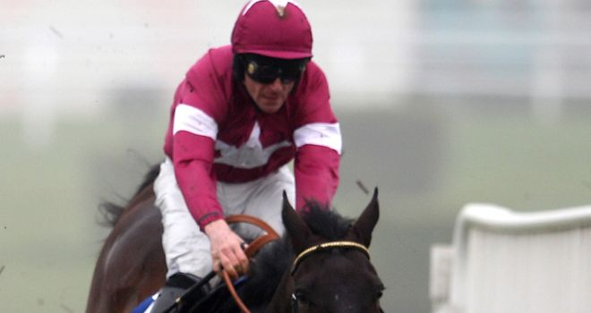 Sir Des Champs: Has been confirmed as a probable for the John Durkan