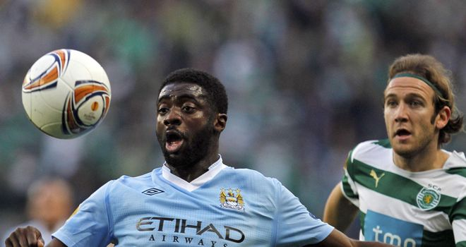 Kolo Toure: Determined to make up for lost time by playing as much as possible