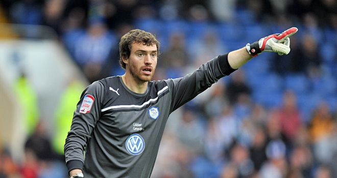 Stephen Bywater: Has penned a one-year contract extension at Wednesday
