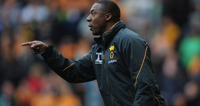 Terry Connor: Confident of keeping Wolves in the Premier League