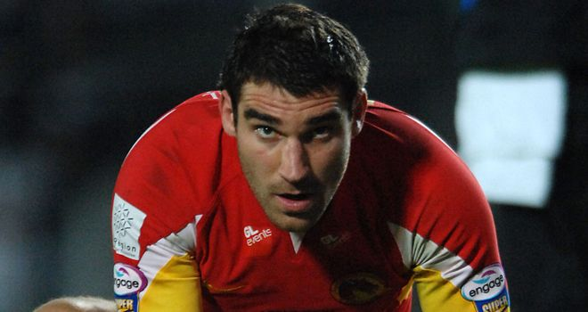 Thomas Bosc: Crucial try for Dragons