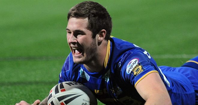Zak Hardaker: Signed new deal with Leeds