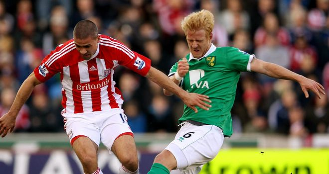 Zak Whitbread: Norwich have equalled a record of 28 successive away games without a clean sheet