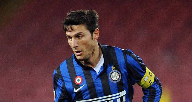 Javier Zanetti: Would welcome the arrivals of Silvestre and Destro
