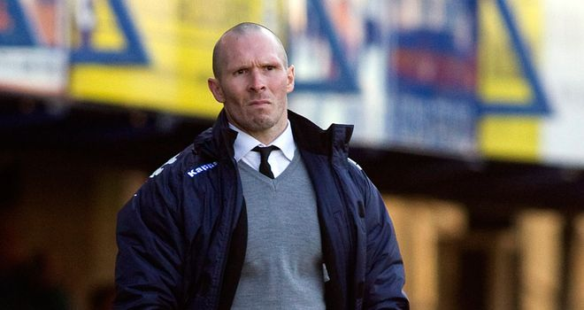 Appleton: Unhappy with referee