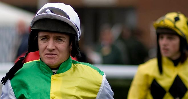 Barry Geraghty: Brother of American champion Ross