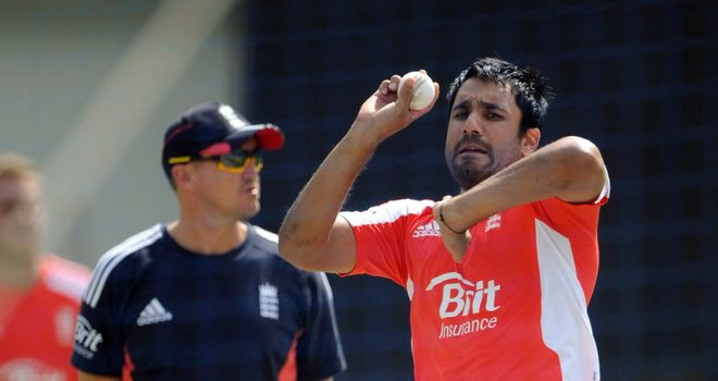 Ravi Bopara: Essex all-rounder available as batsman only for Sri Lanka series