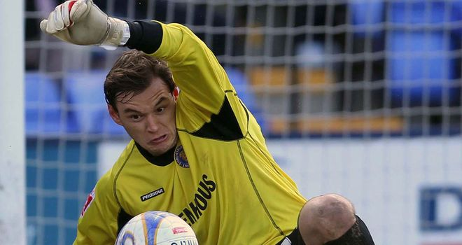 David Button: Tottenham goalkeeper could extend his loan at Barnsley for the remainder of the season