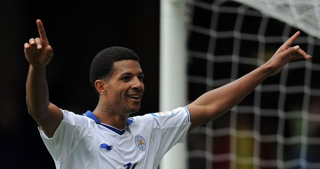 Jermaine Beckford: On-loan striker hit the winner for Huddersfield