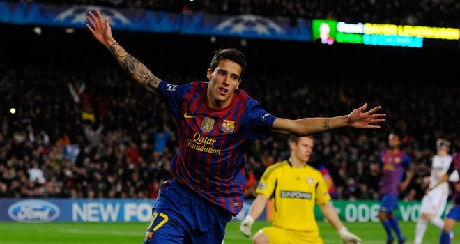 Cristian Tello: Has been linked with Liverpool among other Premier League clubs