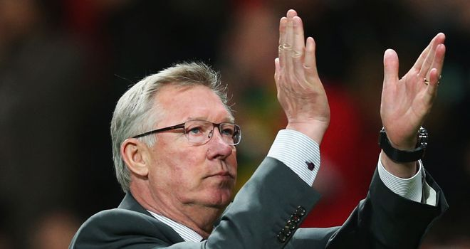 Sir Alex Ferguson: Taking it steady ahead of Premier League run-in