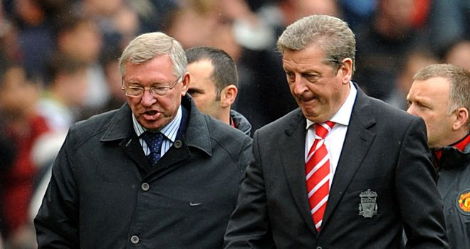 Sir Alex Ferguson: United manager backs FA decision to appoint Roy Hodgson