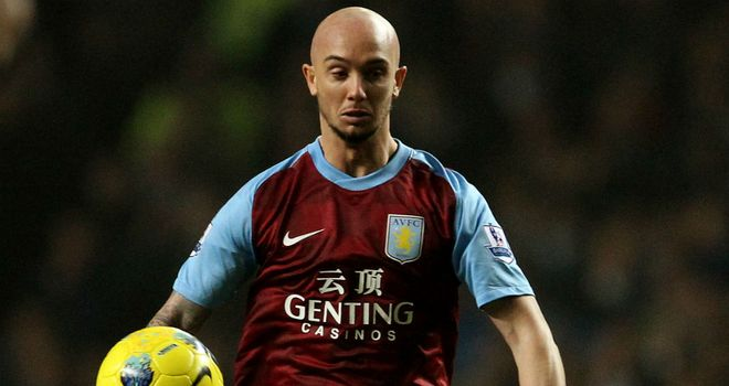 Stephen Ireland: Praised by Alex McLeish after being rewarded by club's fans