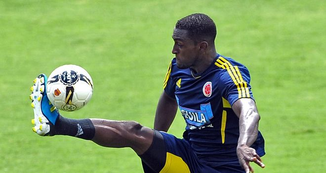 Jackson Martinez: Linked with move to Liverpool and Porto
