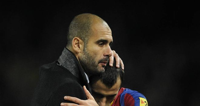 Javier Mascherano: Midfielder does not want Barcelona to let go of coach Pep Guardiola