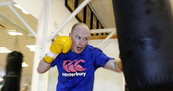 Matthew Hatton: Not given up on world title ambitions
