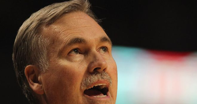 Mike D'Antoni: Appointed by LA Lakers
