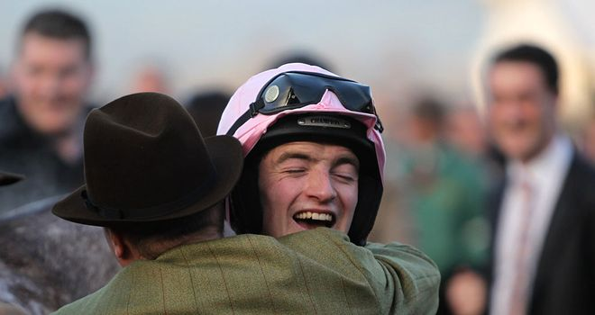 Patrick Mullins: Close to making history