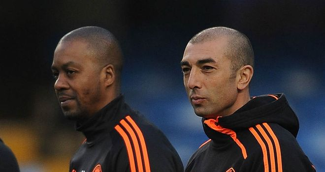 Eddie Newton & Roberto Di Matteo: In the dark over their futures