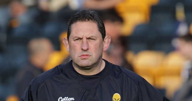 Phil Davies: Relieved to finally chalk up win in Heineken Cup