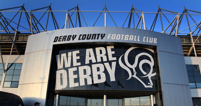Pride Park: Charles Vernam makes move to Derby