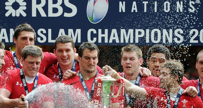 Wales: reigning champions will begin this season's competition against Ireland on February 2