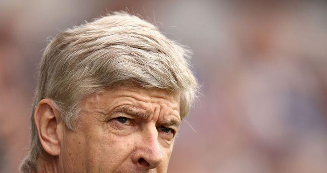 Arsene Wenger: Gunners boss has the full support of the Arsenal board