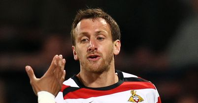 Chris Brown: Netted late winner for Doncaster