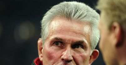 Jupp Heynckes: Praised his weakened side