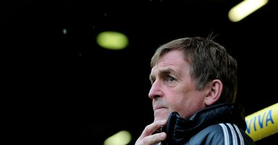 Kenny Dalglish: Liverpool's manager has discussed the transfer market with the club's owners