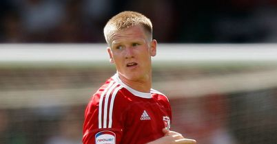 Matt Ritchie: On target for Swindon in thumping win over Tranmere