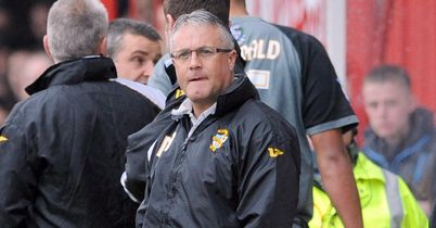 Micky Adams: Port Vale boss