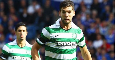 Mulgrew: Sent off in Amsterdam