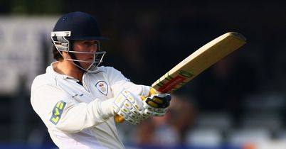 Dan Redfern: Derbyshire batsman missed out on a ton due to bad weather