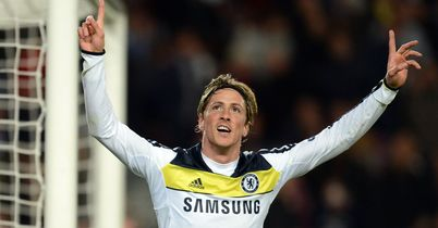 Fernando Torres: Had no idea how Neville was reacting to his goal