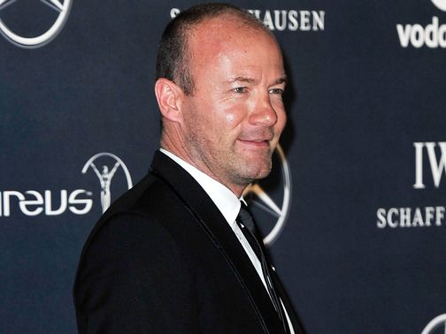 Alan Shearer: Blackburn legend